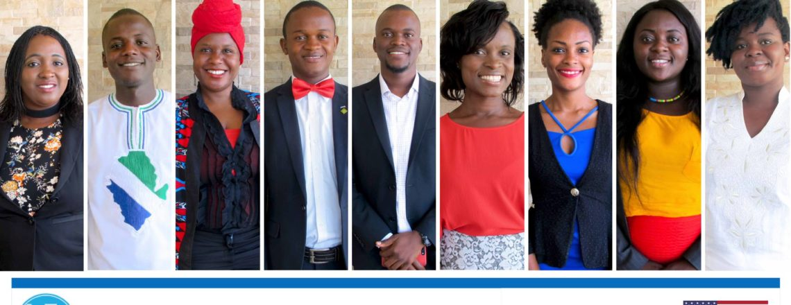 9 Sierra Leoneans Selected for 2018 Mandela Washington Fellowship