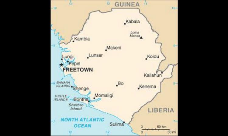Freetown sierra leone zip code